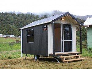 Rent transportable cabin studio