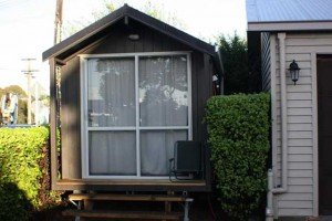 Rent or buy portable cabin studio building Auckland