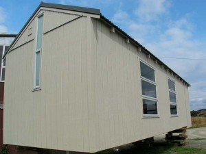 Buy Mopod Portable Buildings Villa Back view