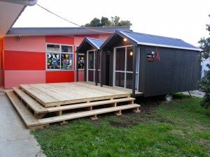 Transportable classroom for hire