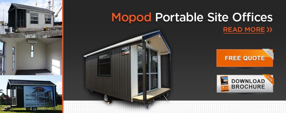 Rent your very own transportable office in Auckland