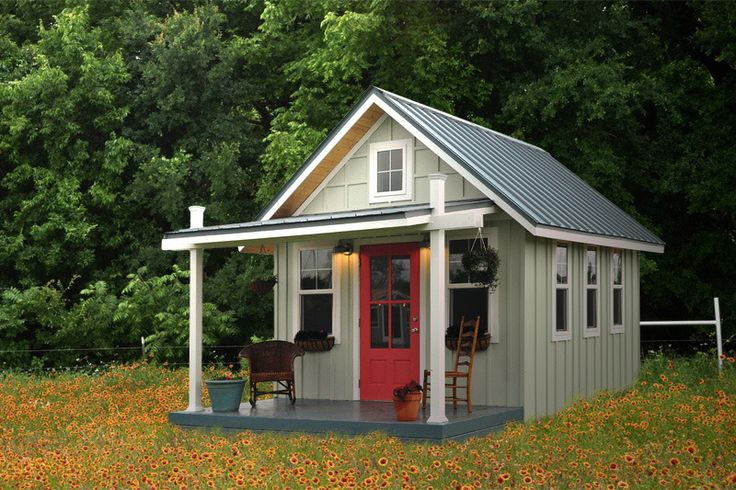 getting your own portable building