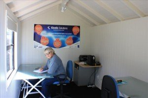 mobile home office space auckland to rent