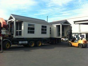 transportable cabins for rent