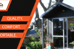 Premium and Comfortable Portable Rooms Available NZ Wide