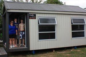 Mopod transportable cabin studio auckland