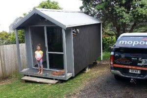 Portable office hire ideal for small home business Auckland wide